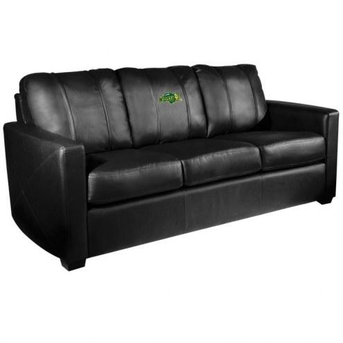 North Dakota State Bison XZipit Silver Sofa