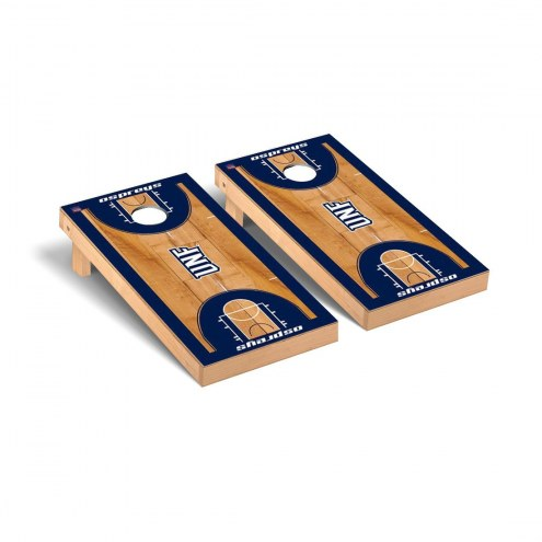 North Florida Ospreys Basketball Court Cornhole Game Set