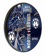 North Florida Ospreys Digitally Printed Wood Clock