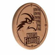 North Florida Ospreys Laser Engraved Wood Sign