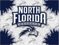 North Florida Ospreys Logo Canvas Print