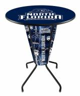 North Florida Ospreys Indoor Lighted Pub Table