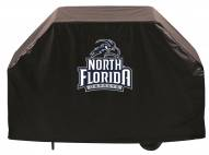 North Florida Ospreys Logo Grill Cover