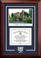 North Florida Ospreys Spirit Graduate Diploma Frame