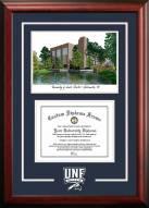 North Florida Ospreys Spirit Graduate Diploma Frame