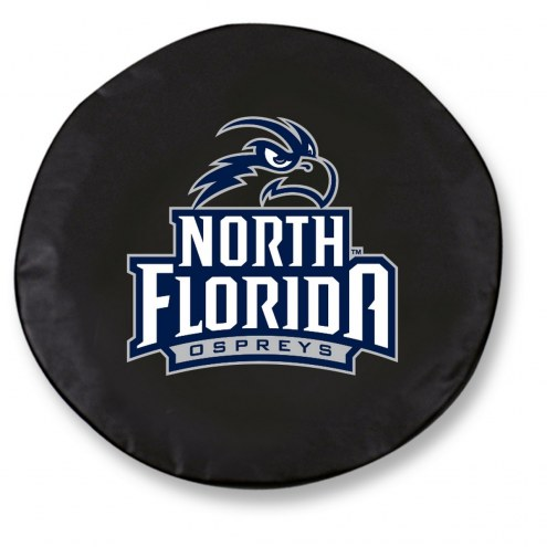 North Florida Ospreys Tire Cover