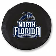 North Florida Ospreys Tire Cover