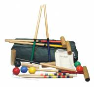 North Meadow Scottsdale Personalized 6-Player Croquet Set