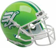 North Texas Mean Green Alternate 3 Schutt Mini Football Helmet