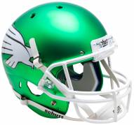 North Texas Mean Green Alternate 8 Schutt XP Collectible Full Size Football Helmet