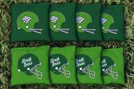 North Texas Mean Green College Vault Cornhole Bag Set