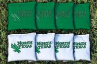 North Texas Mean Green Cornhole Bag Set