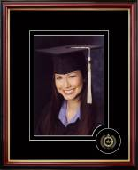 North Texas Mean Green Graduate Portrait Frame