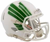 North Texas Mean Green Riddell Speed Mini Collectible Football Helmet