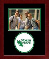 North Texas Mean Green Spirit Horizontal Photo Frame