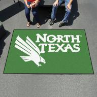 North Texas Mean Green Ulti-Mat Area Rug