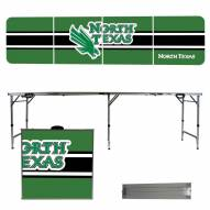 North Texas Mean Green Victory Folding Tailgate Table