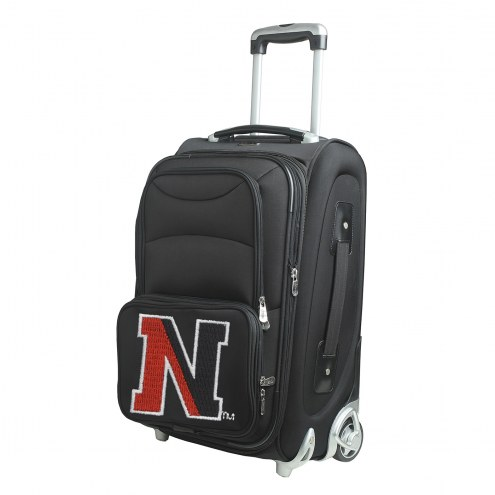 "Northeastern Huskies 21"" Carry-On Luggage"