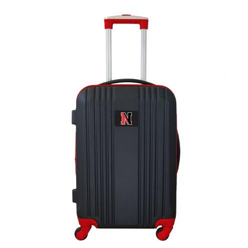 "Northeastern Huskies 21"" Hardcase Luggage Carry-on Spinner"