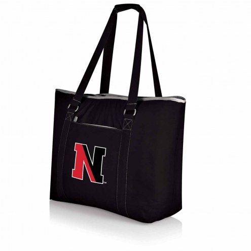 Northeastern Huskies Black Tahoe Beach Bag