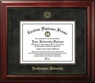 Northeastern Huskies Executive Diploma Frame