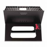 Northeastern Huskies Portable Charcoal X-Grill