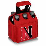 Northeastern Huskies Red Six Pack Cooler Tote