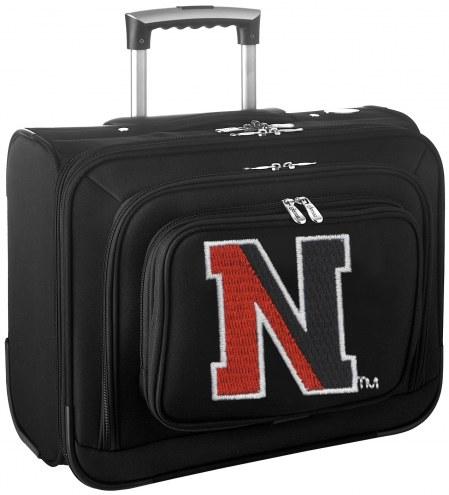Northeastern Huskies Rolling Laptop Overnighter Bag