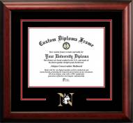 Northeastern Huskies Spirit Diploma Frame