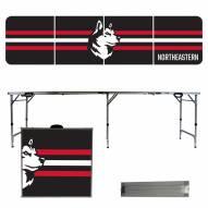 Northeastern Huskies Victory Folding Tailgate Table