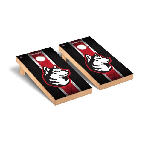 Northeastern Huskies Vintage Cornhole Game Set