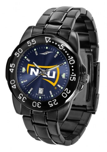 Northern Arizona Lumberjacks FantomSport AnoChrome Men's Watch
