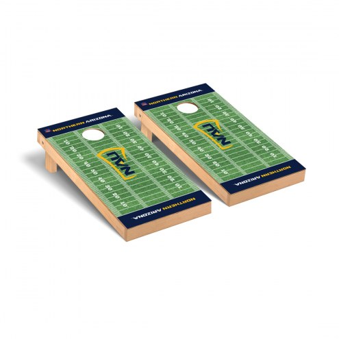 Northern Arizona Lumberjacks Football Field Cornhole Game Set