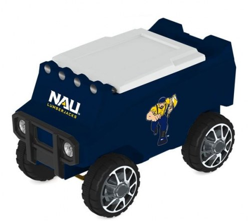 Northern Arizona Lumberjacks Remote Control Rover Cooler