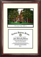 Northern Arizona Lumberjacks Scholar Diploma Frame