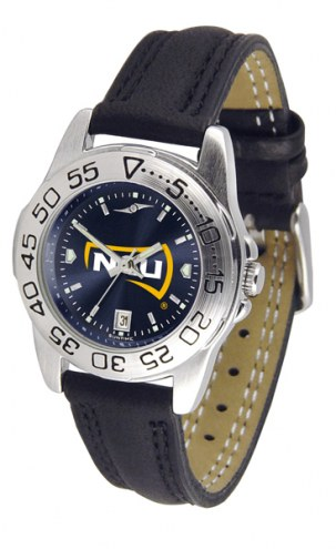 Northern Arizona Lumberjacks Sport AnoChrome Women's Watch