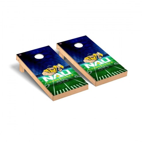 Northern Arizona Lumberjacks Stadium Cornhole Game Set