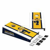 Northern Arizona Lumberjacks Mini Cornhole Set