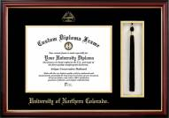 Northern Colorado Bears Diploma Frame & Tassel Box