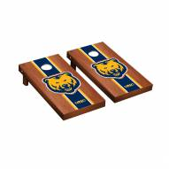Northern Colorado Bears Rosewood Stained Cornhole Game Set