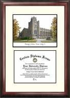 Northern Colorado Bears Scholar Diploma Frame