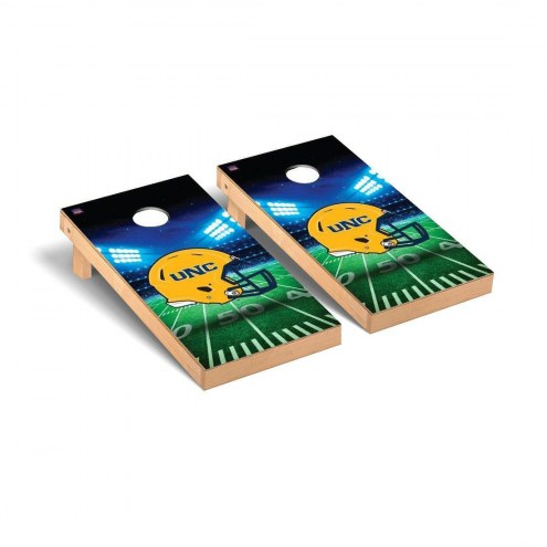 Northern Colorado Bears Stadium Cornhole Game Set