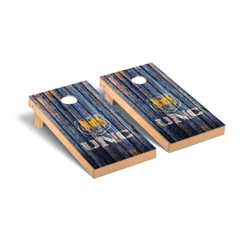 Northern Colorado Bears Weathered Cornhole Game Set