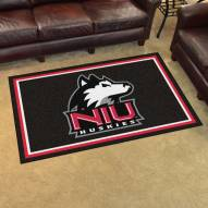 Northern Illinois Huskies 4' x 6' Area Rug