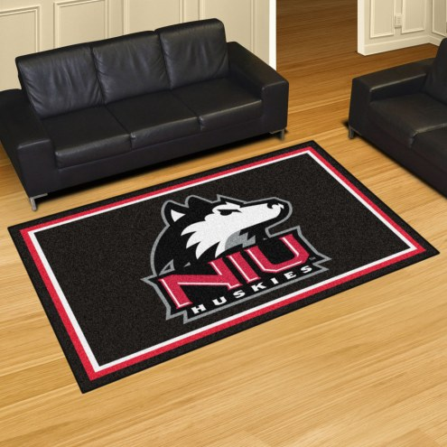 Northern Illinois Huskies 5' x 8' Area Rug