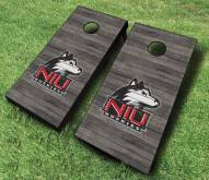 Northern Illinois Huskies Cornhole Board Set
