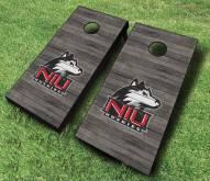 Northern Illinois Huskies Cornhole Board Set