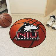 Northern Illinois Huskies Basketball Mat