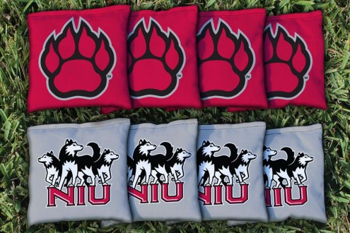 Northern Illinois Huskies Cornhole Bag Set