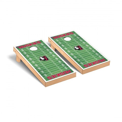 Northern Illinois Huskies Football Field Cornhole Game Set